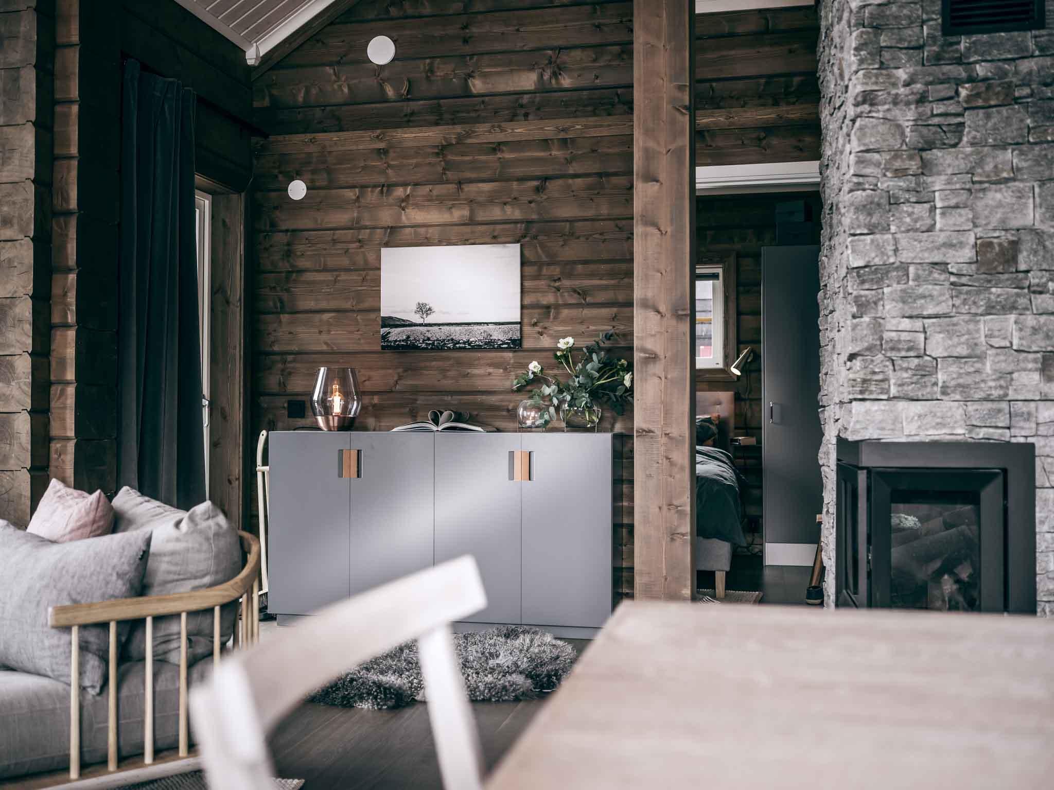 Edbau inredning - interiör, inredning, fritidshus, inredare Åre